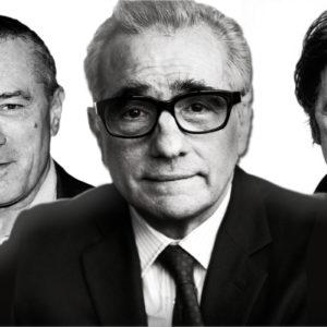 The Irishman Scorsese De Niro Al Pacino Pesci