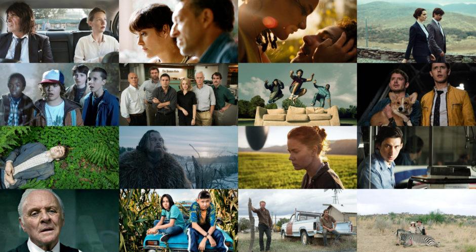 Kino- und Serientipps 2016