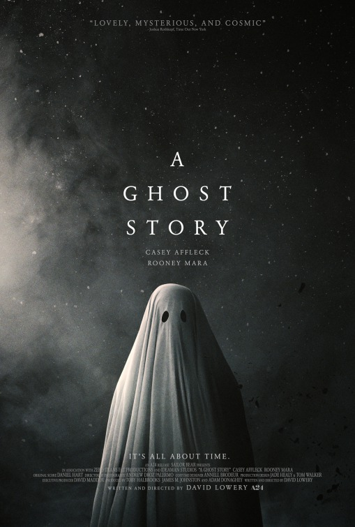 «A Ghost Story» Movie Poster