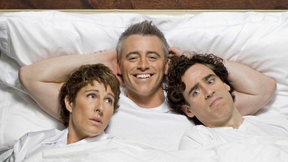 Episodes matt le blanc Serie
