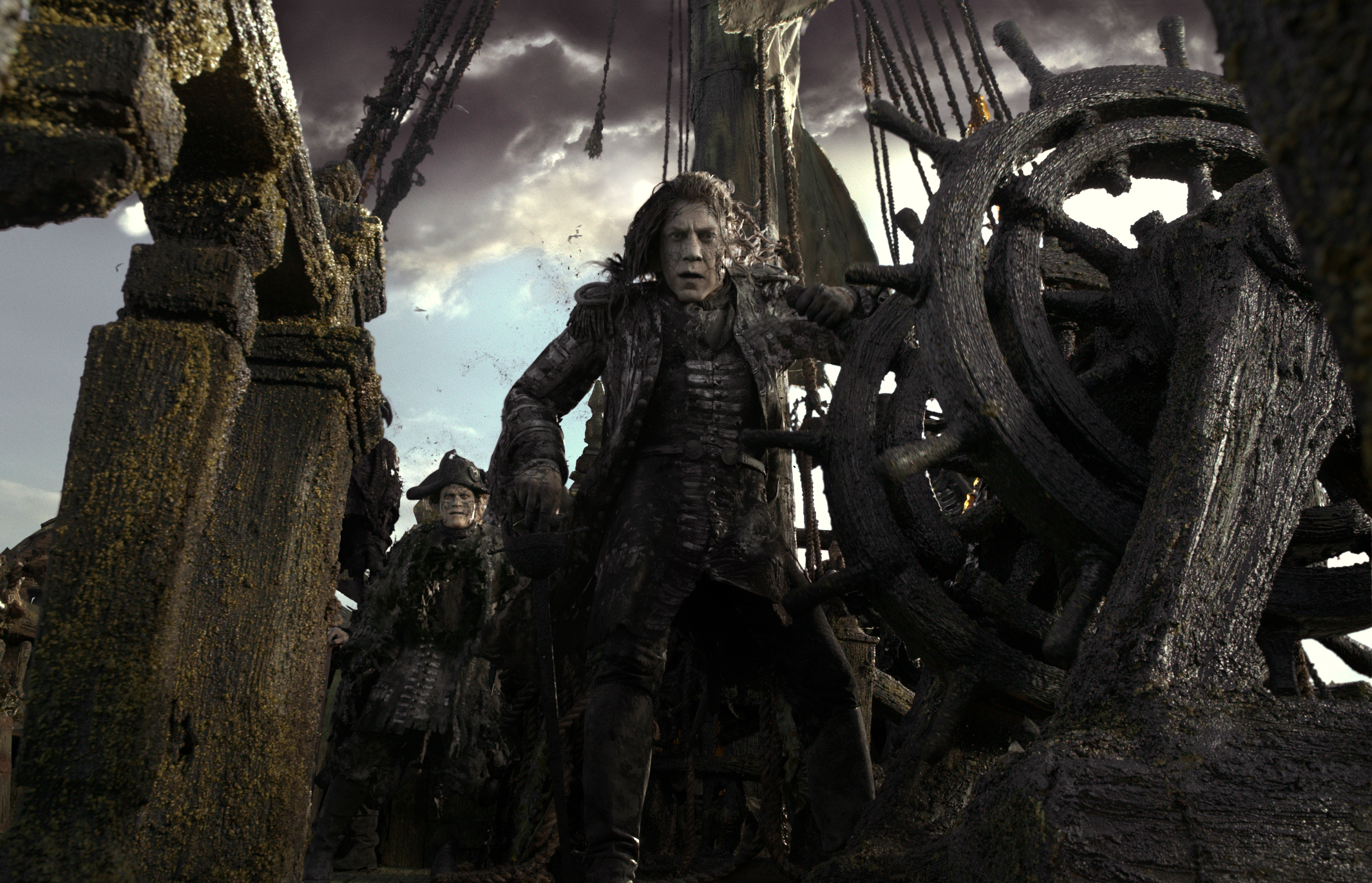 Pirates Of The Caribbean Dead Men Tell No Talesthe Villainous