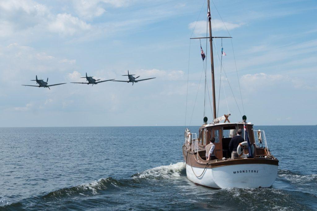 Bei der Evakuierung von Dunkirk waren unzählige kleine Zivilistenschiffe massgebend.