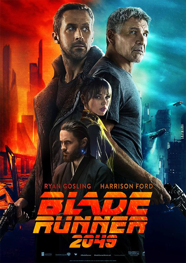 Blade Runner 2049 Poster Movieposter