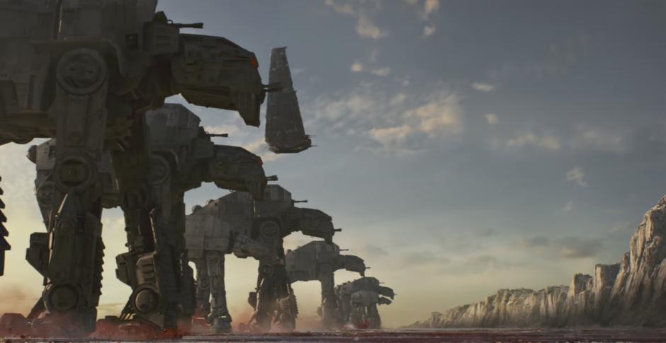 Star Wars The Last Jedi Trailer