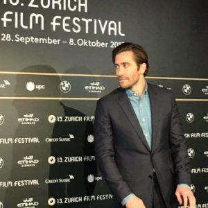 Jake Gyllenhaal Zurich Film Festival