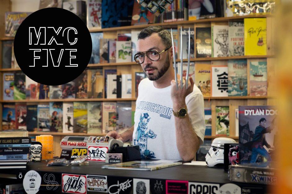 Rapper Greis Maximum Five Maximum Cinema