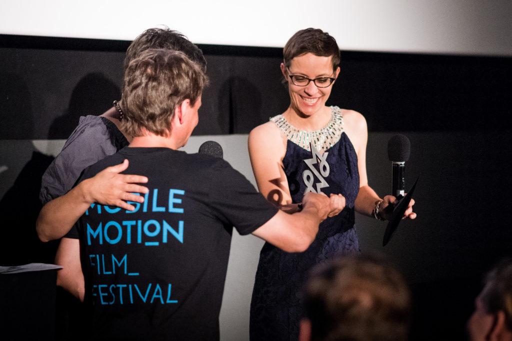 Mobile Motion Film Festival Andrea Holle