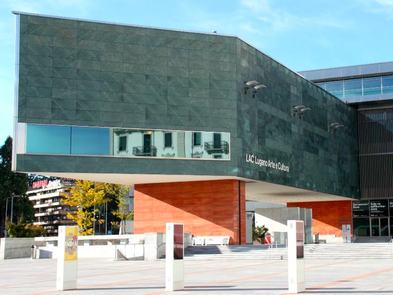 LAC Lugano Kunstmuseum
