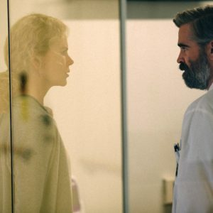 The Killing of a sacred deer Kidman Farrell