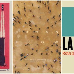 Best-of 2017: Die 13 schönsten Filmplakate des Jahres