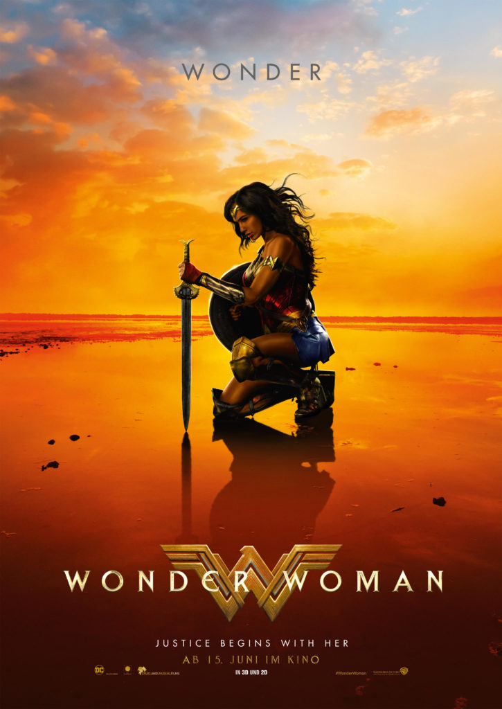 «Wonder Woman»