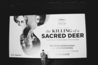 Impressionen der Vorpremiere von Yorgos Lanthimos' «The Killing Of A Sacred Deer» am 9.1. im Kosmos. Photos von Simon Kümin.