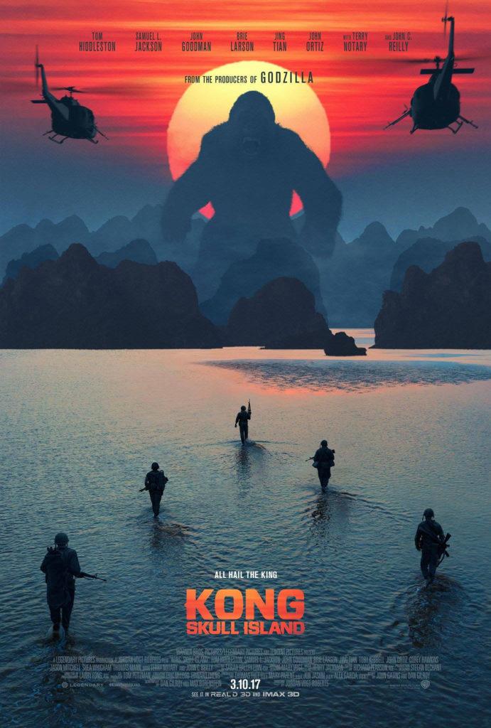 «Kong: Skull Island»