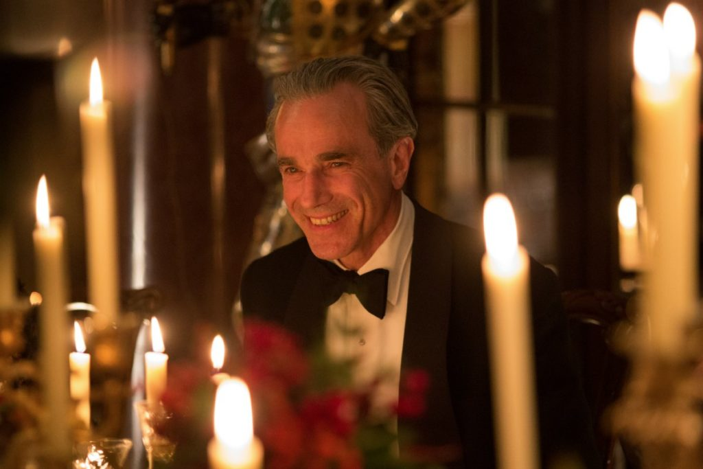 Phantom Thread Paul Thomas Anderson