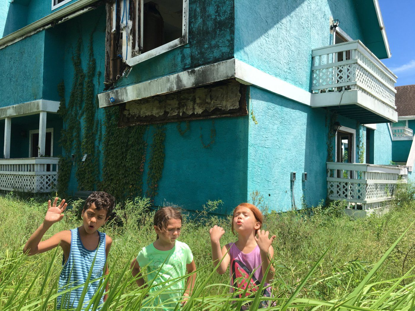 «The Florida Project»