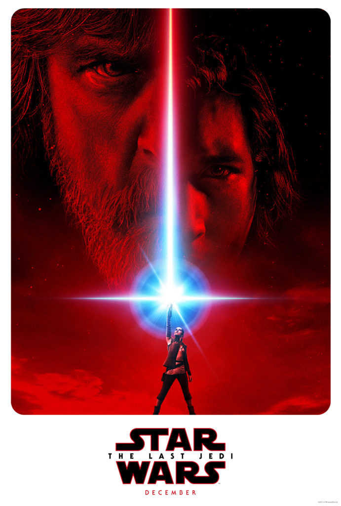 The Last Jedi Filmposter