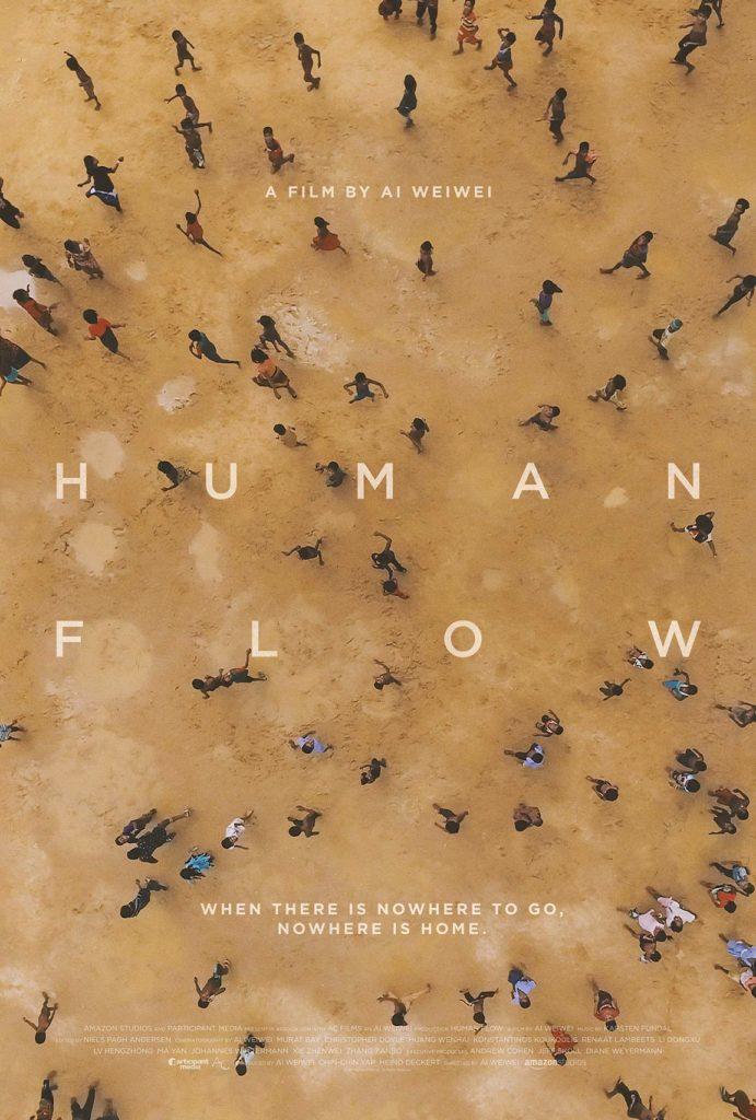 human flow filmposter