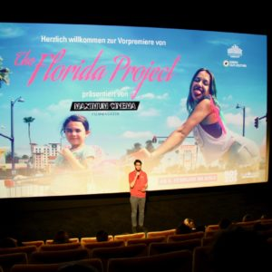 Maximum Cinema Screening Florida Project