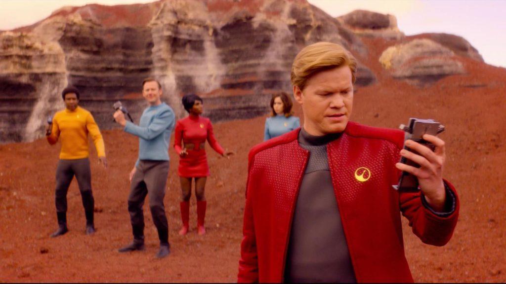 """""""Jesse Plemons als Captain Perv"""""""