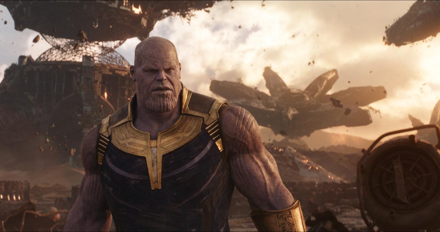 «Avengers: Infinity War»