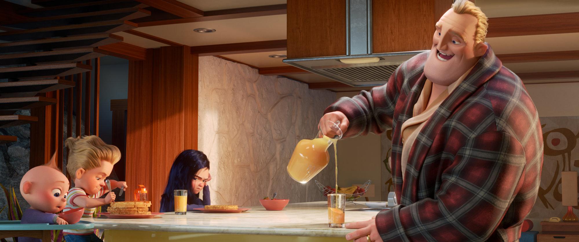 «Incredibles 2»