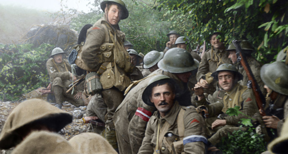 They Shall Not Grow Old Filmtipp