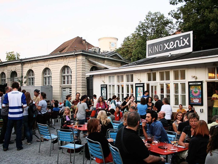 Open-Air-Kino Xenix 2019