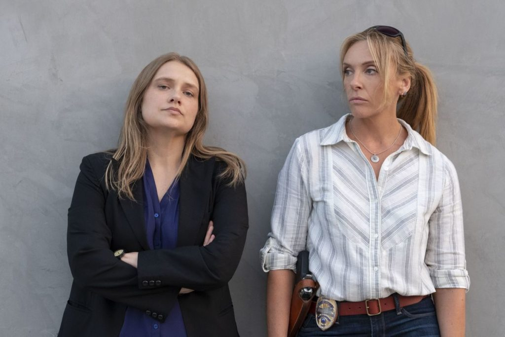 Unbelievable, Merritt Wever, Toni Collette