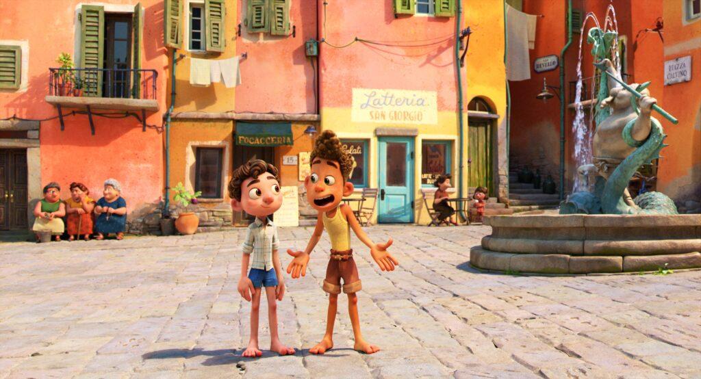 Luca-Filmtipp-DisneyPlus-Schweiz-Maximum-Cinema